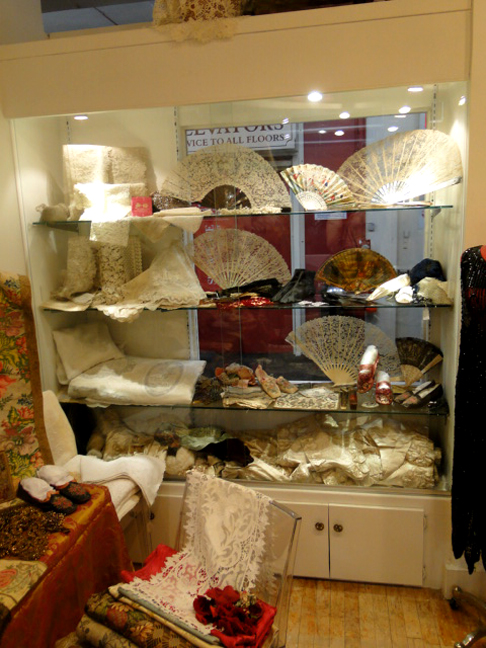 Lace For Sale Maria Niforos In The Showplace Antique And Design