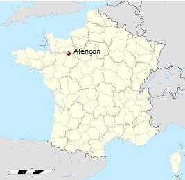 Lace Event France: 1er Festival d'Alençon, Fil et Dentelle