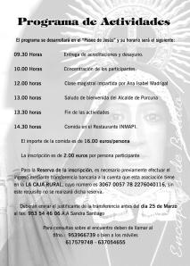 DIPTICO INTERIOR III ENCUENTRO ENCAJERAS DE BOLILLO 2013