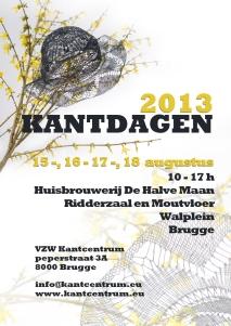 affiche kantdagen 2013