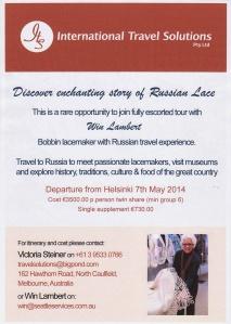 Russian-tour