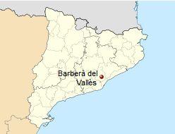 Barbara de valles map