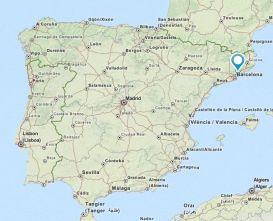 La Roca map