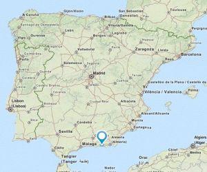 Adra map