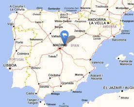 Alovera map