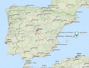 Felanitx map