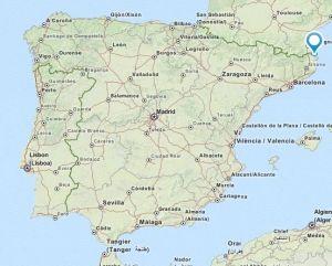 llanca map