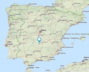 Miguelturra map