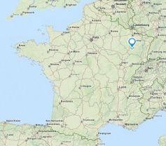 mirecourt map