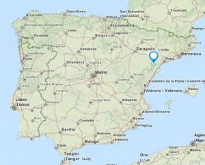pauls map