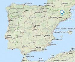 Solsona map