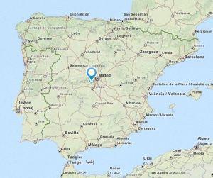 Valmojado map