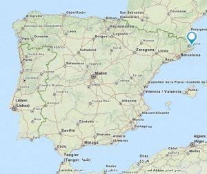 Bisbal map