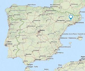 Calaf map
