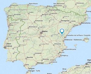 Olba map