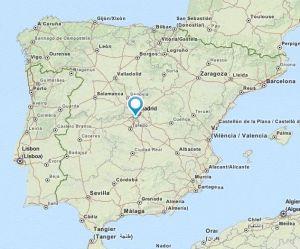 Parla map