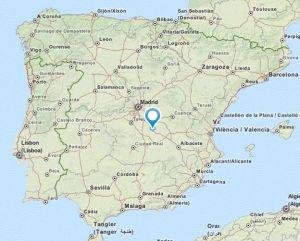 quintanar map