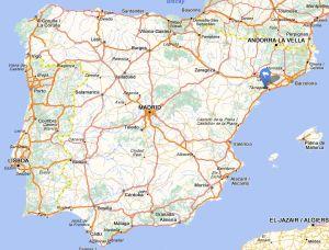 Ruidoms map