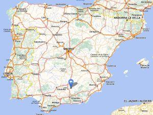 Torres map