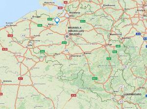 Zele map