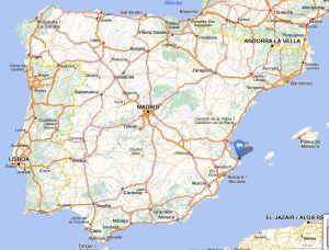 denia map