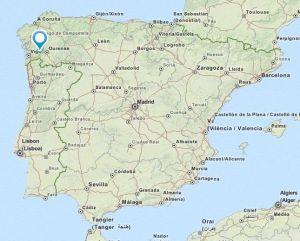 fornelos map