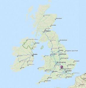 Waddesdon_map