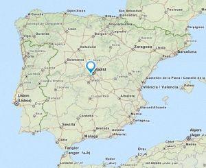 Moraleja map