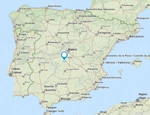 Sonseca map