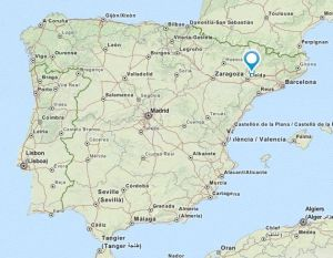 balaguer map