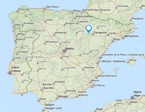 Lumpiaque map