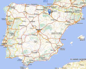 Padrejon map