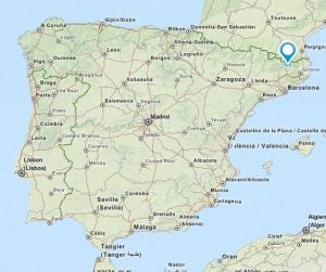 sant joan map