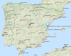 vilareal map