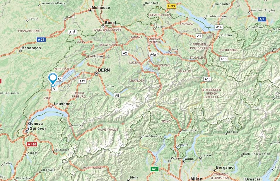 Lace event switzerland 32 rencontre vss fds yverdon les for Location yverdon les bains suisse