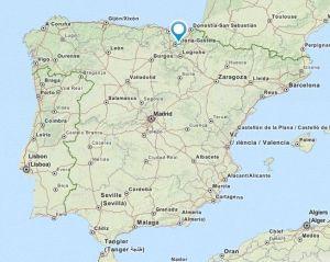 Alegria map