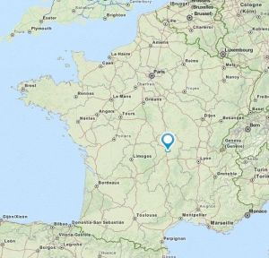 gannat map