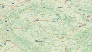 Vamberk map