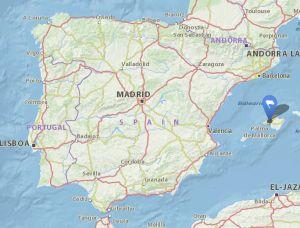 molinar map