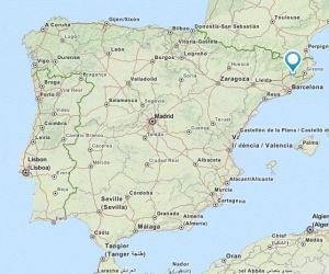 Sant julia de vilatorta map