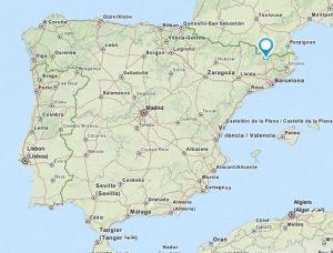 bergueda map