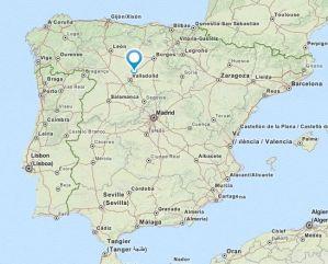 duenas map