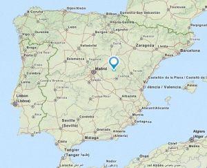 Priego map