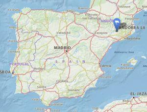 Sanuja map
