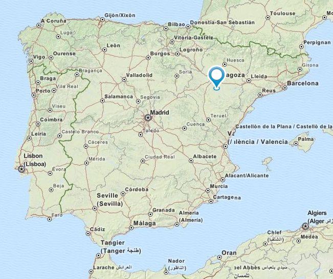 Lace Event Spain XVI Encuentro de Encajeras en Belchite September