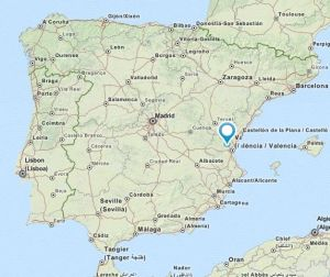 benaguasil map