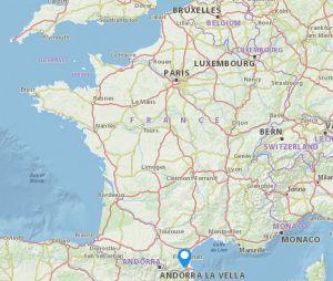 ceret map
