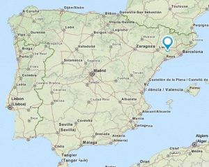 conesa map