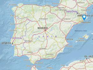 el poblenou map