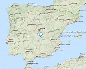 Puerto lapice map